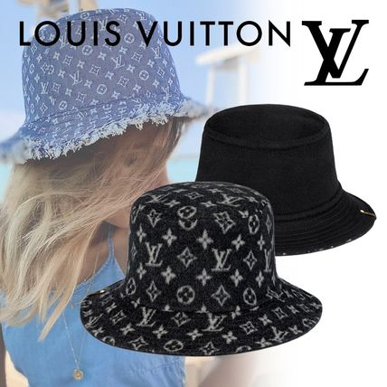 21SS<LOUIS VUITTON>ボブ・キャリー オン リバーシブルハット