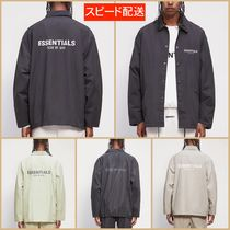 [FOG] Fear Of God Essentials LOGO JACKET ジャケット