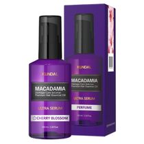 【KUNDAL】MACADAMIA ULTRA HAIR SERUM チェリーブロッサム