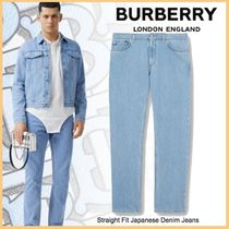 品格感じるLXストリート◆BURBERRY◆Japanese Denim Jeans