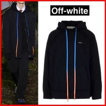 ★Off-White★ARROWS INCOMPLETE HOODIE☆正規品・安全発送☆
