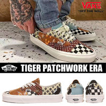 ◆VANS◆TIGER PATCHWORK ERA◆送料無料◆日本未入荷◆UNISEX