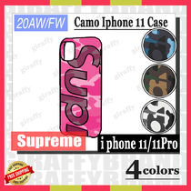 【20AW/FW】SUPREME Camo iPhone Case 11 / 11 pro [追跡付き]