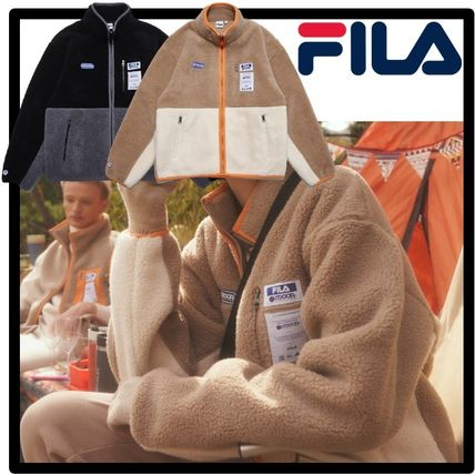 ☆関税込☆FILA★FILA X OUTDOOR PRODUCTS Boa Flice Jacke.t★
