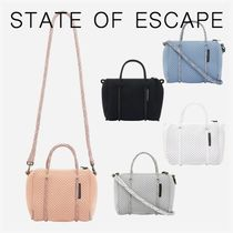 State of Escape(ステイトオブエスケープ) ショルダーバッグ 【State of Escape】 ショルダーバッグ ユニセックス ネオプレン