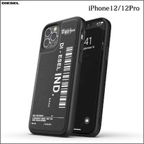 DIESEL ディーゼル Moulded Case iPhone12ケース