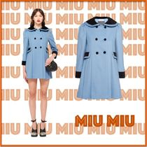 【MiuMiu】人気★ONCE UPON A TIME クロスコート