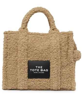 MARC JACOBS手元に在庫☆ THE TEDDY SMALL TRAVELER TOTE BAG