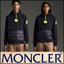 MONCLER ▼関税込み【正規品】JW ANDERSON ダウン付き フリース