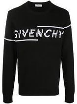 【GIVENCHY】20AW★Givenchy スプリット ニット BM90B44Y5D-004