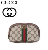 GUCCI ロゴ GG ウォッシュ バッグ 王道 秋冬 大人 ★ギフト★