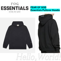 人気!FEAR OF GOD Essentials Pullover Hoodie|FOG