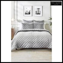 ☆☆MUST HAVE☆☆Ted Baker   COLLECTION☆☆Grey Coverlet