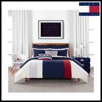 Tommy Hilfiger(トミーヒルフィガー) ブランケット(ひざ掛け) ☆☆MUST HAVE☆☆Tommy Hilfiger COLLECTION☆☆Clash of 85