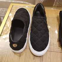 2020 NEW♪ Tory Burch ◆ SAVANAH QUILTED SLIP ON SNEAKER
