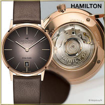 美しい仕上がり★Hamilton American Classic Intra-Matic Watch