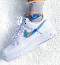 NIKE AIR FORCE 1 LOW IRIDESCENT SWOOSH ナイキエアフォース