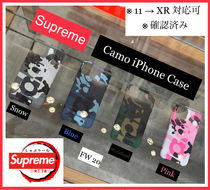 ★ Supreme ★ FW 20 ★ Camo iPhone Case ★ スマホケース