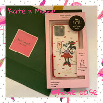 KateSpade x Minnie Mouse スペシャルコラボな iPhone case♪