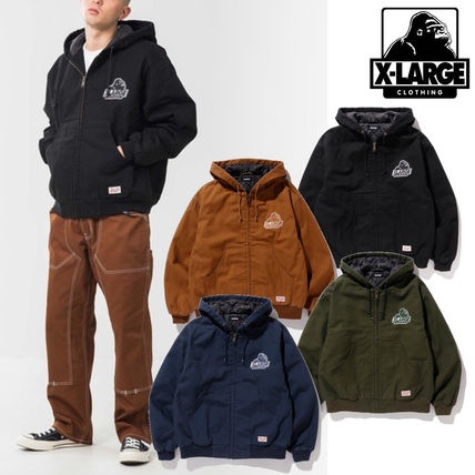 【XLARGE 】ACTIVE JACKET