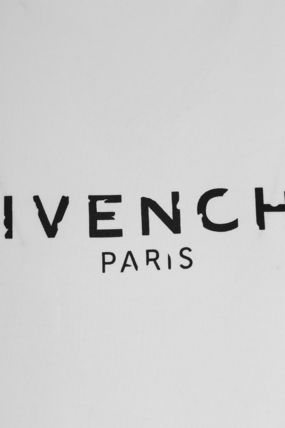 GIVENCHY Tシャツ・カットソー 【GIVENCHY】TSHIRT / BW708F3Z0Y WHITE(4)