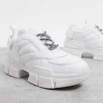 ASOS Truffle Collection extreme chunky trainers
