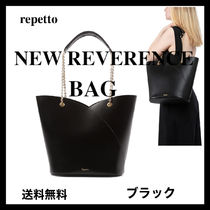 repetto♡スタイリッシュなNew Reverence バッグ♡