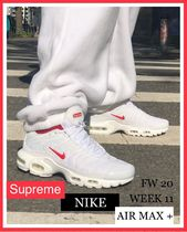 ★  Supreme  ★  FW20  ★  Nike Air Max Plus  ★   White