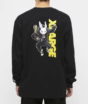 [FR2 x XLARGE]MOON CHASER L/S TEE