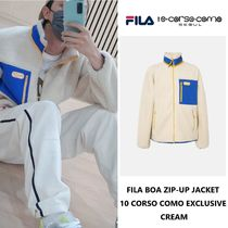 【FILA X 10 CORSO COMO】ZIP-UP JACKET ★BTS JHOPE着用★