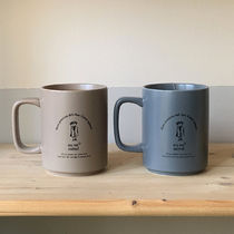 【eune mind】warm colour mug  マグカップ 2色