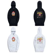[送料関税込] Kith x Looney Tunes That's All Folks Hoodie