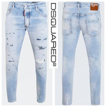 DSQUARED2(ディースクエアード) SKATER JEAN Logo patch