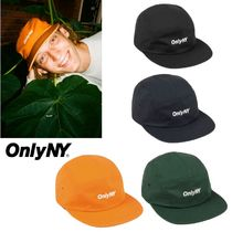【Only NY】Logo 5 Panel Hat キャップ 4色