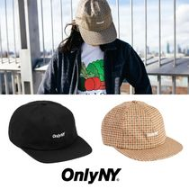 【Only NY】Logo Polo Hat  キャップ 2色