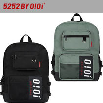 ★20-21FW★5252 by oioi★SQUARE POCKET POINT BACKPACK_2色