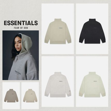 【FOG - Fear Of God】Essentials Sweatshirt 関税送料込 モック