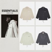 FOG【Fear Of God】Essentials Jacket 関税送料込 ジャケット