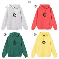 【STUSSY】☆最新作☆パーカー☆8 BALL MAN EMBROIDERED HOODIE