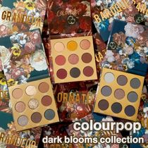 NEW Colourpop☆dark blooms collection9色アイシャドウパレット