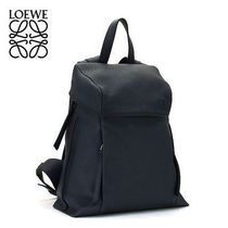 ★Loewe 60%offセール♪T バックパック♪リュック★黒色