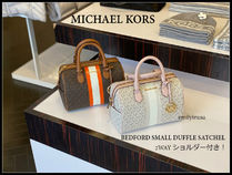 HOLIDAY限定 MICHAEL KORS★BEDFORD SMALL DUFFLE SATCHEL
