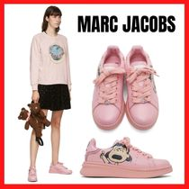 Marc Jacobs♥Peanuts Editionピンクスニーカー