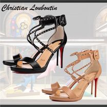 Christian Louboutin ◆ Choca ◆ スタッズ ◆ミュール