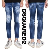 DSQUARED2(ディースクエアード) Craft Man Ship SKATER JEAN
