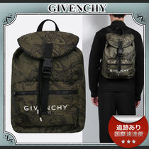 20AW/送料込≪GIVENCHY≫ LIGHT 3 ナイロン バックパック