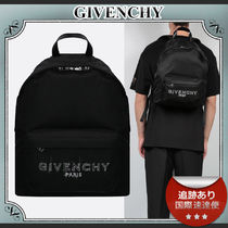 20AW/送料込≪GIVENCHY≫ URBAN ロゴ ナイロン バックパック