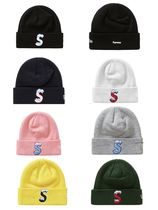 20FW Supreme ×New Era S Logo Beanie ニューエラコラボ