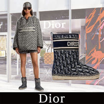 Dior 2021Cruiseウィメンズ新作 Dior Granville Ankle Boot Blue
