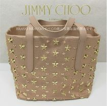 JIMMY CHOO★VIPセール★SOFIA/S METALLIC DENIM★即発送可♪